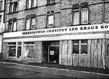 75 Jahre Leo Kraus - Haus in der Lamprechtstraße