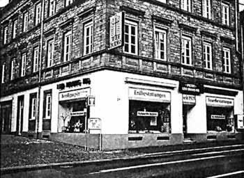 75 Jahre Leo Kraus - Haus in der Wermbachstraße
